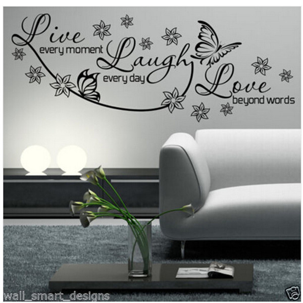 Popular Wall Stencils Quotes