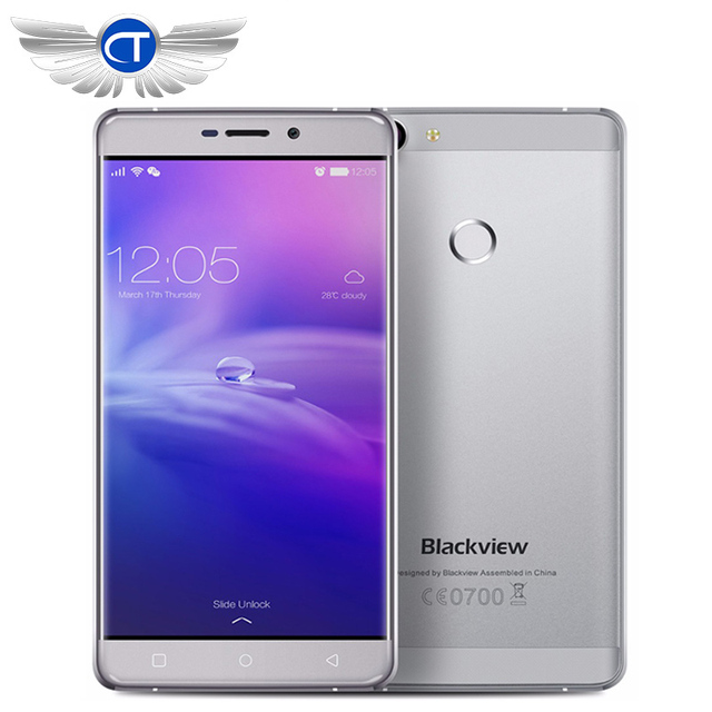 "Original Blackview R7 5.5"" FHD 4G FDD Smartphone MTK6755 Octa Core Android 6.0 4GB RAM 32GB ROM 13MP 1920*1080px Fingerprint ID"