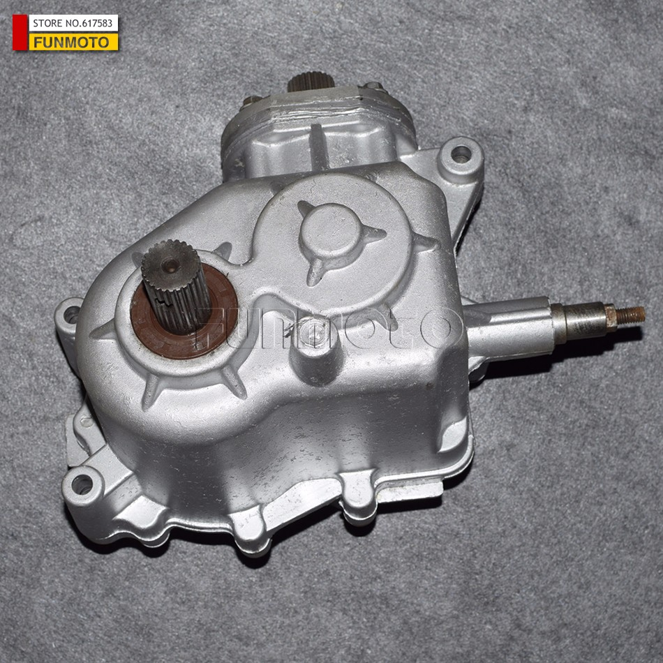 Shift Gear Box Gearbox Of Yh260 Yonghe Motorcycle 260cc Atv Beyond 260 Bacus