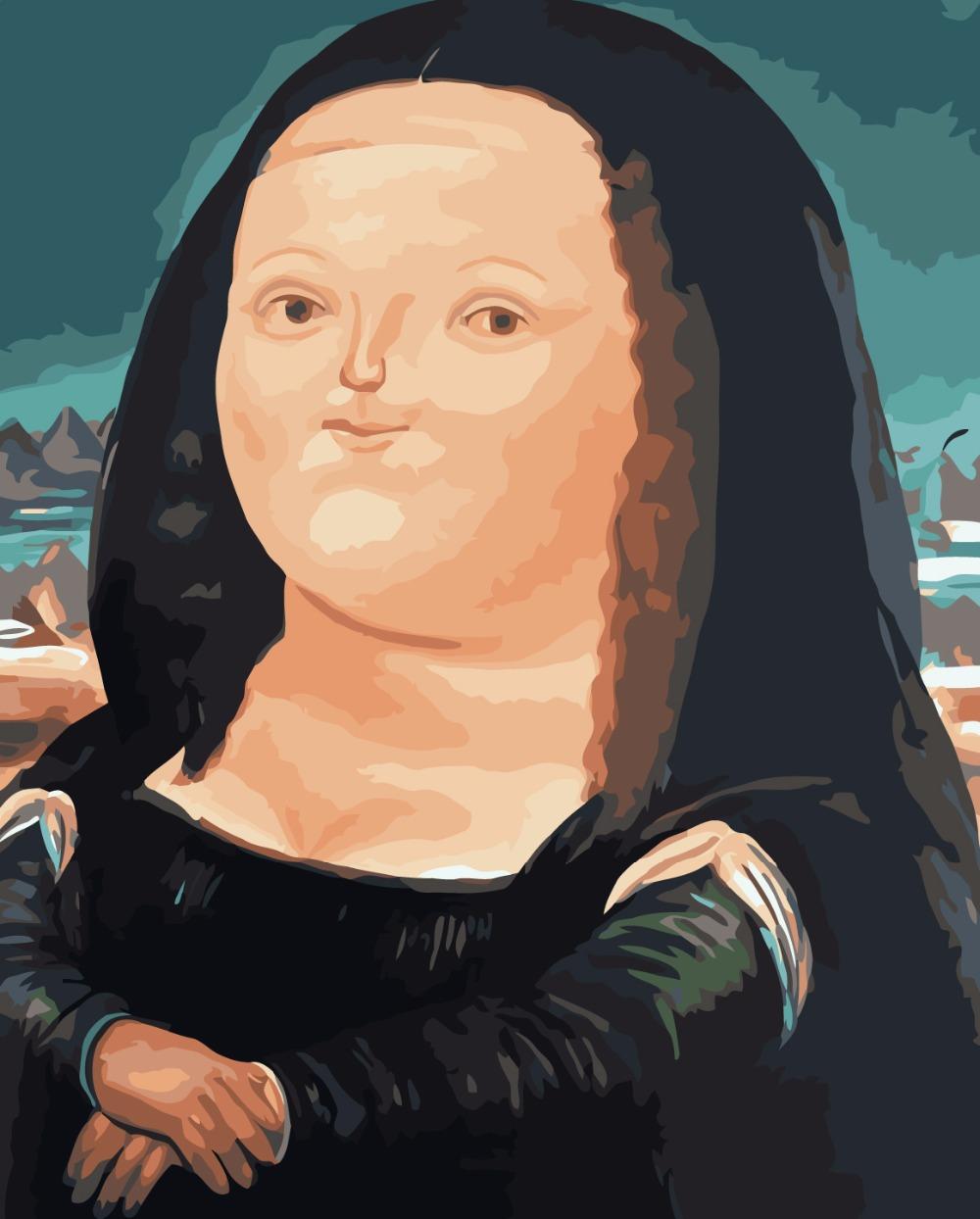 Mona Lisa Paint Reviews
