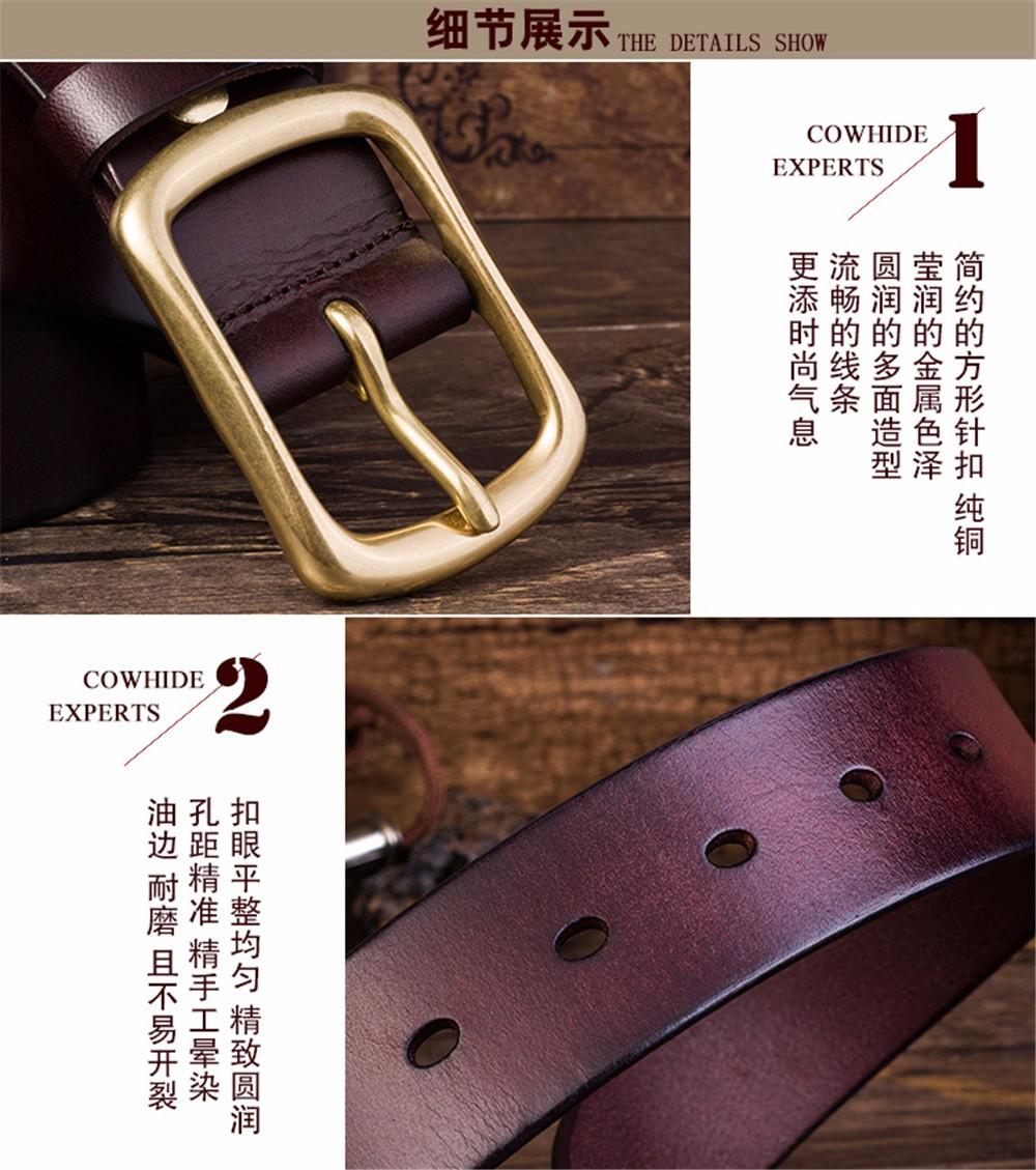 e190b28bae93 Double H motif bouton en métal de haute qualité lisse boucle hommes  ceintures. Classique simple