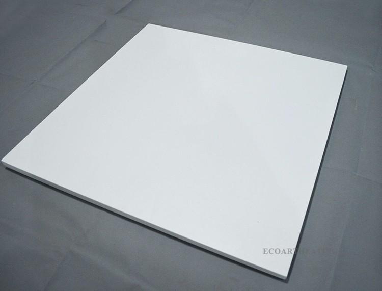 eco art infrarood verwarming panelen met een glad aluminium oppervlak ideaal voor elke toepassingen oppervlak van de panel is een hoogwaardige metalen
