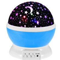 Popular Rotating Night Light Projector Kids