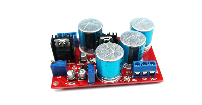Lm317 Adaptive Adjustable Regulated Voltage Supply Circuit Diagram