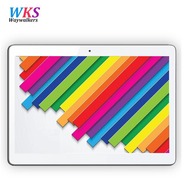 Бесплатная доставка waywalkers 9.6 дюймов планшетный пк 4 Г LTE Android 5.1 otca основные 4 ГБ RAM 64 ГБ ROM Окта ядро таблетки компьютер MT6592