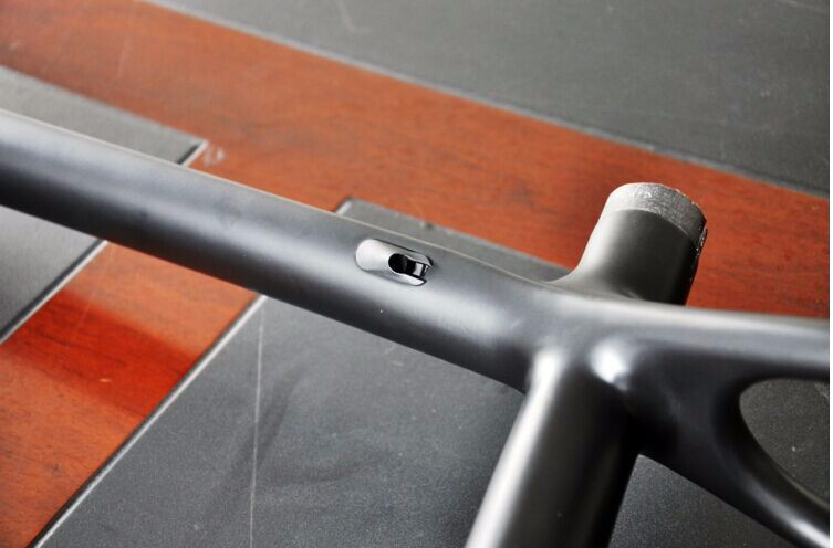 ᑐEnvío libre MTB bicicleta 3 K carbono + tija + clamp + headset ...