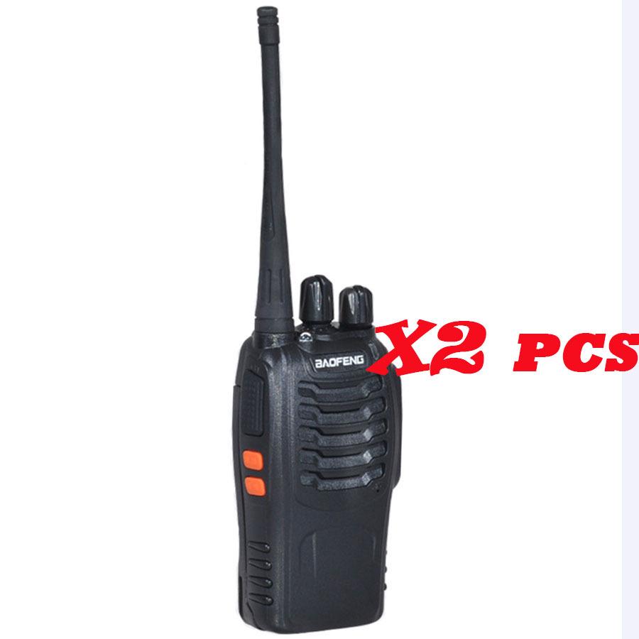Aliexpresscom Comprar 2 unids dos Walkie Talkie 2 Way Radio interfonos inalmbrico para equipo de polica Radio Cb Amador UHF estacin