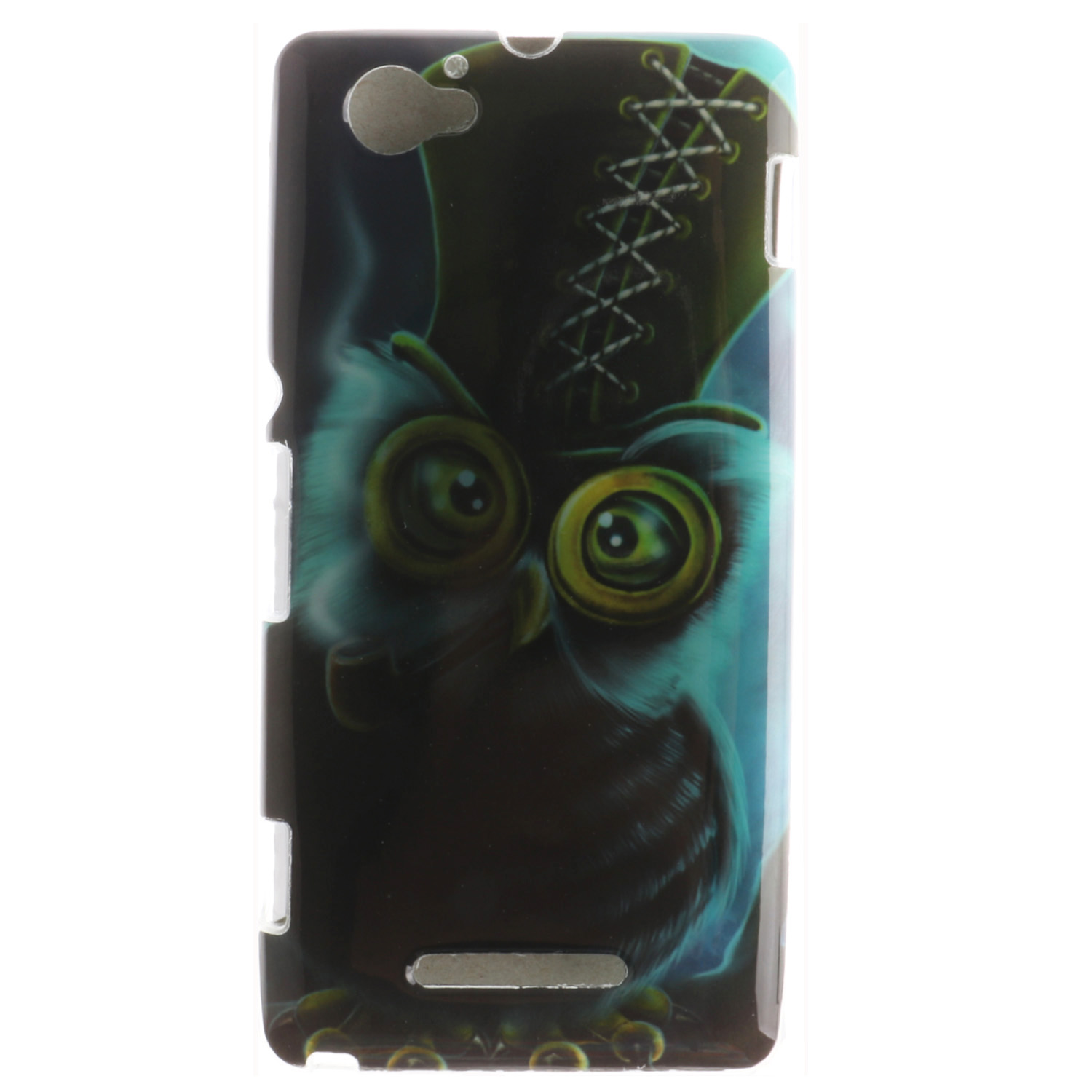 8f645778eed Wolfsay For Phone Case Sony Xperia M C1905 C1904 C2004 C2005 IMD ...