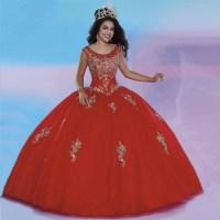 Vestidos De 15 Anos Debutante Ball Gowns Lace Puffy Party ...