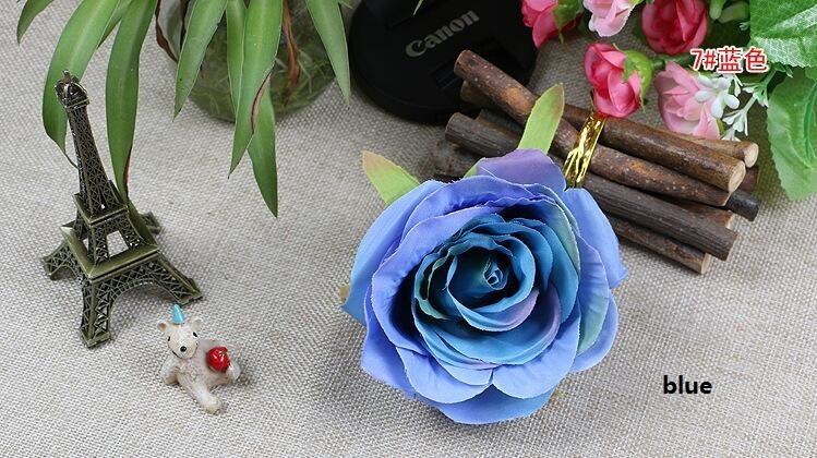 Réel Tactile Élégant PU Rose Artificielle Fleurs Simulation De Noël  Ornement Bouquet Fleurs Pour Centres De Mariage DécorationsUSD 25.76 lot ... c50d9502fcc