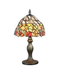 DHL Free Table Lamps Small Tiffany Style Stained Glass ...
