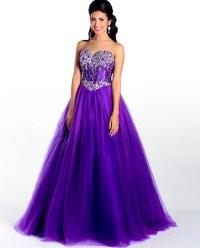 Purple And Black Sweet 16 Dresses | www.imgkid.com - The ...