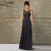 Gray Bridesmaid Promotion-Shop for Promotional Gray ...