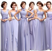 customized size color bridesmaid