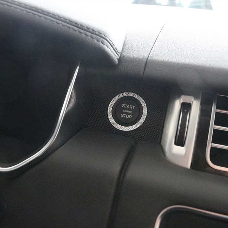 Range Rover capot en plastique blanc support tige prop clips 10pcs Land Rover