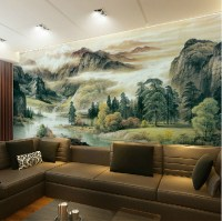 High-Quality-The-spectacular-landscapes-Mural-Wallpaper ...