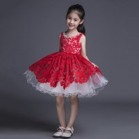 Red Puffy Dresses For Girls Pictures to Pin on Pinterest ...