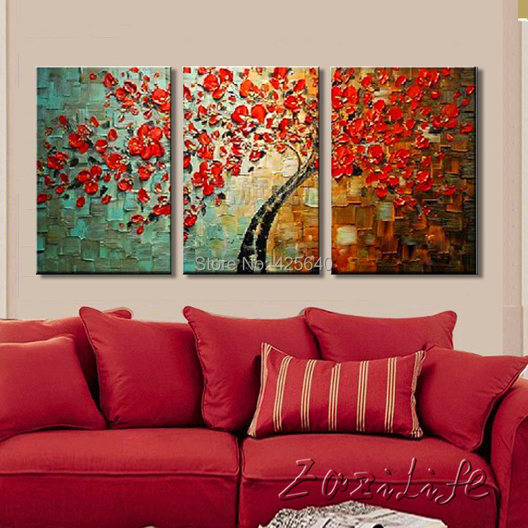 Aliexpress.com : Buy Oil painting On Canvas Wall Paintings