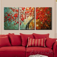 Aliexpress.com : Buy Oil painting On Canvas Wall Paintings ...