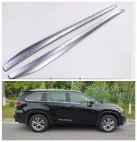 Toyota Highlander Roof Rack Promotion