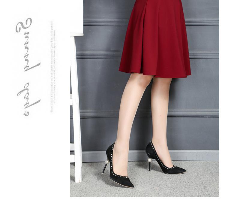 c88a256e5 Outono Inverno Uma Linha de Saia Plissada Mulheres Coreia Do Estilo  Elegante Alta cintura Completa Saia Feminina Sexy Preto Vermelho Mini Saia  Mais tamanho