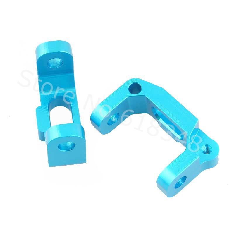 102058 Violet Aluminium Pare-chocs Avant HSP Upgrade Parts for RC HSP 1//10 Nitro voiture
