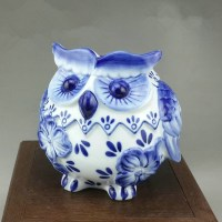 Online Buy Wholesale ceramic owl decor from China ceramic ...