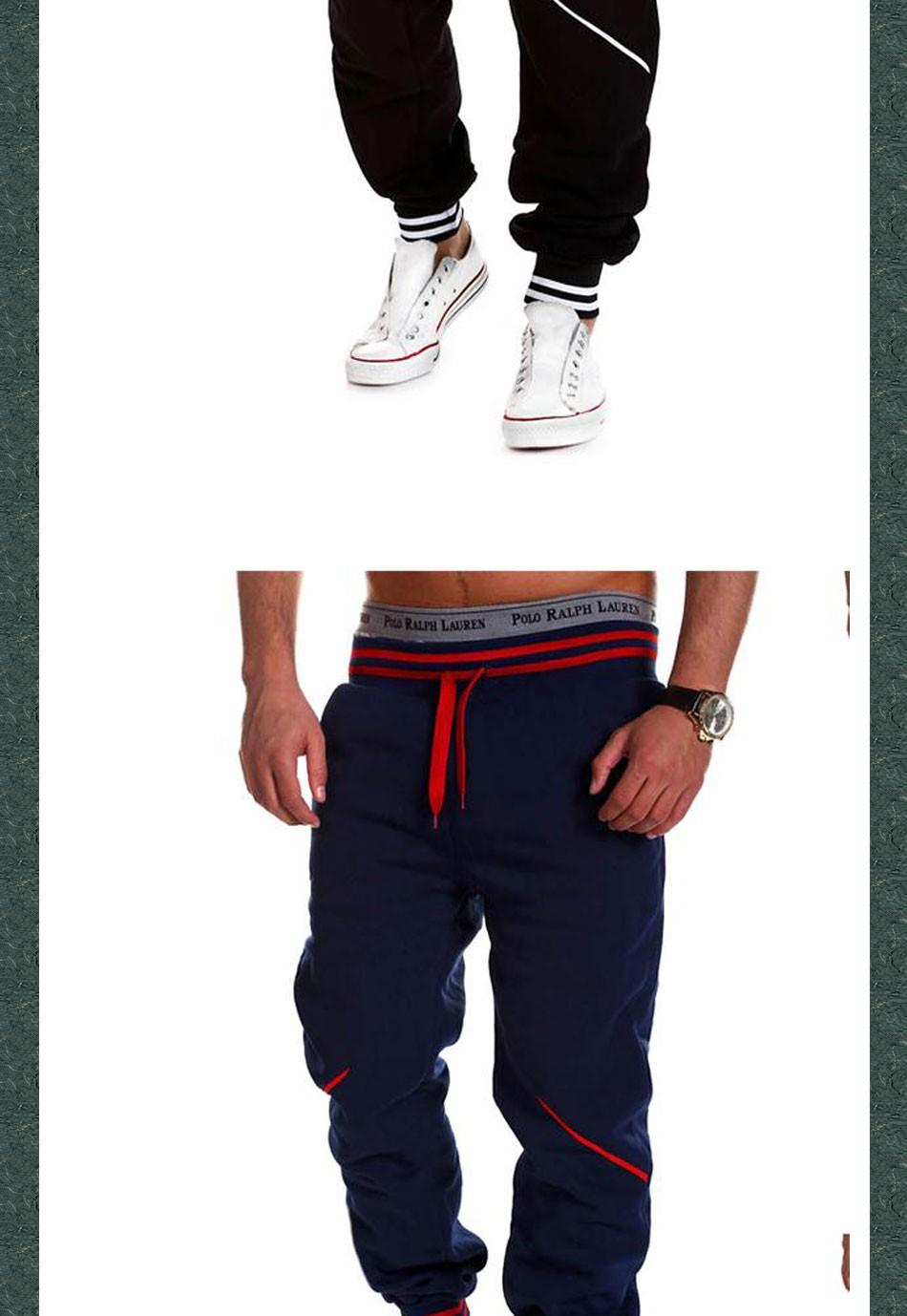 28aca92d4ff5 HOT 2018 Fashion Spring autumn Stretch Hip Hop Joggers clothing Traning Pants  Men Track Pants Baggy Mens Sweatpants 4color