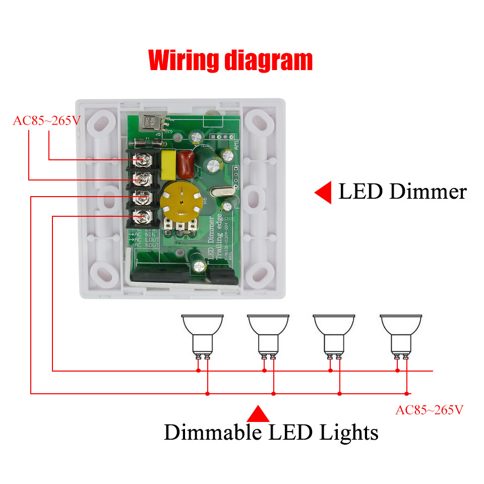 medium resolution of photos of led light bulb dimmer switch