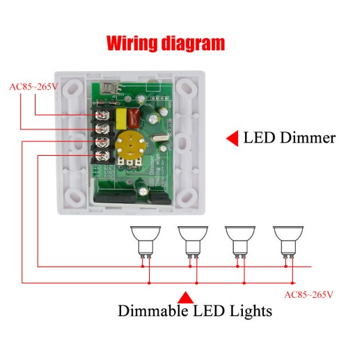 small resolution of photos of led light bulb dimmer switch