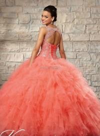 Pink Quinceanera Dress