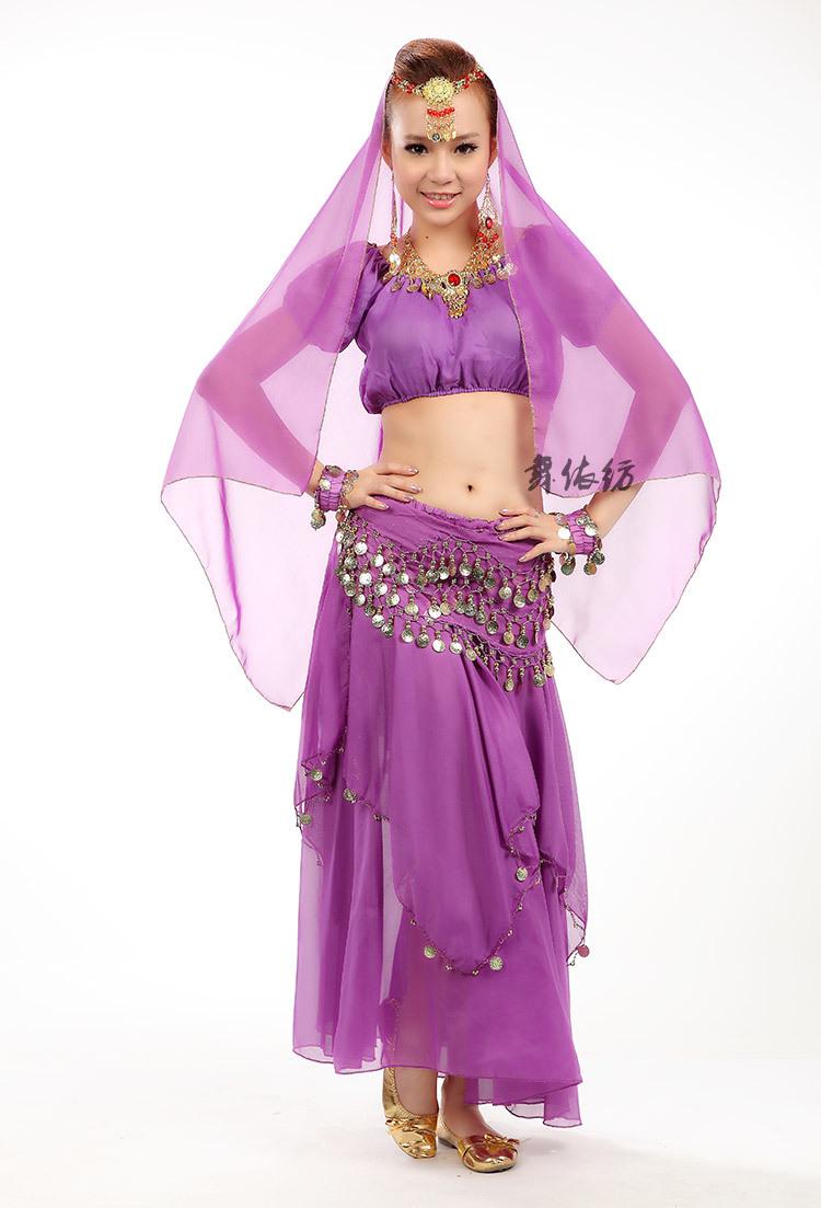 Magnífico Vestido De Fiesta Egipcio Elaboración - Ideas de Vestidos ...