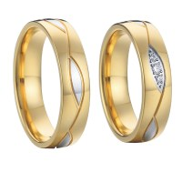 Inexpensive wedding rings: Cheap gold wedding ring sets