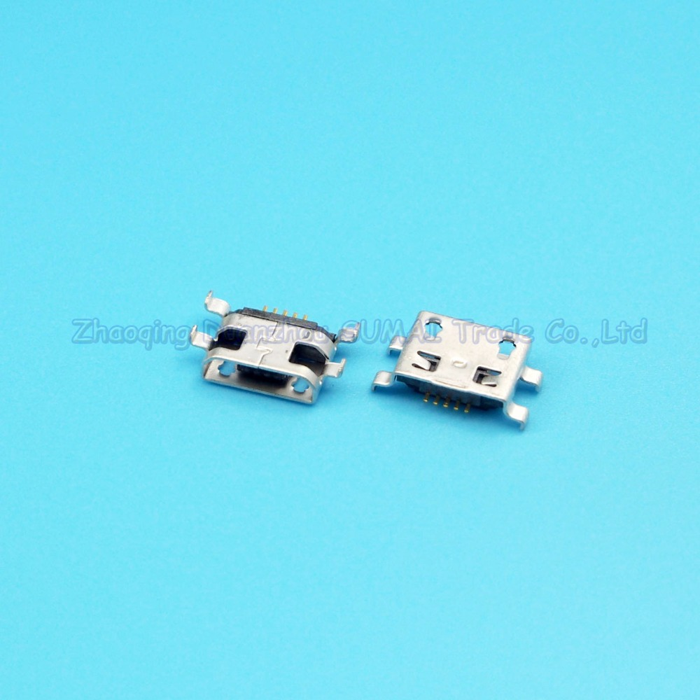 Micro 5p Usb Jack V8 Port Data Charging Pinout Bed Mattress Sale Connector Sinking 08mm
