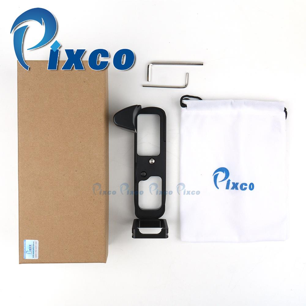 4e7ec421b9 ... Metal External Hand Grip For FUJIFILM X100T / X100S / X100 as MHG-X100