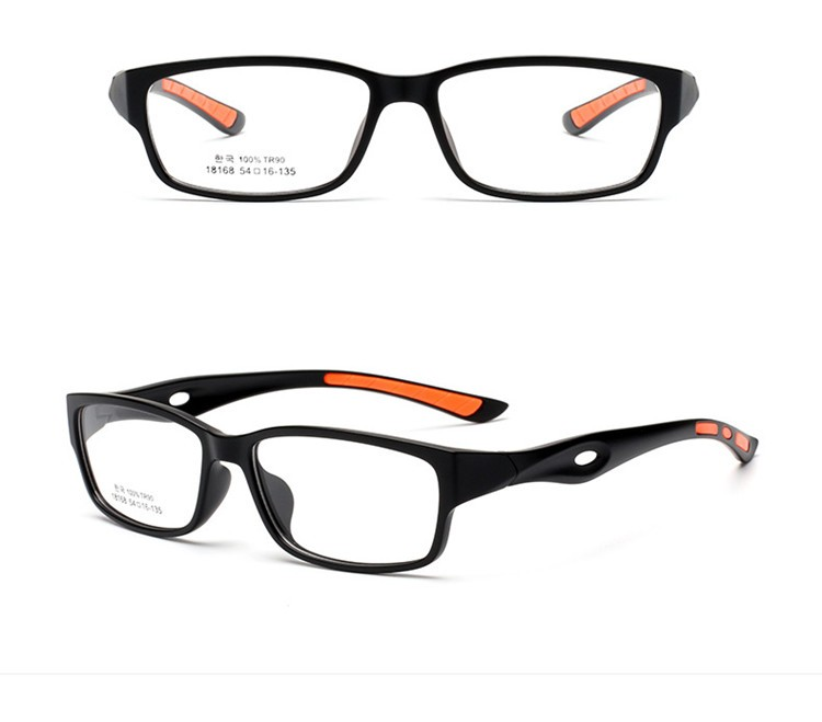 2016 Nouveau Design Vintage TR90 Hommes Lunettes Qualité Mode Style Carré  Sport Optique Cadre Lunettes Pour Hommes Oculos. 1 2 3 4 ... d43f5145041b