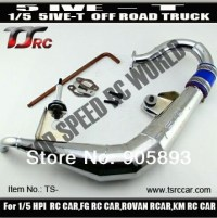 Aliexpress.com : Buy New arrival!! Losi 5IVE T Pipe ...