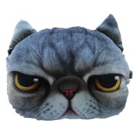 Creative Cartoon pillow decorative pillow Cat Cushion Cat
