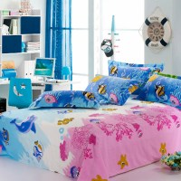Popular Kids Ocean Bedding