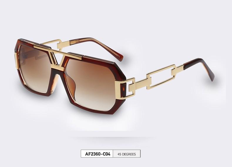 20e2c9f11ece99 AOFLY Vierkante Vrouwen Zonnebril Vrouwen Merk Designer Fashion zonnebril  Vintage Glazen Holle Benen Oculos de sol feminino UV400