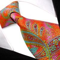 Popular Orange Paisley Ties-Buy Cheap Orange Paisley Ties ...