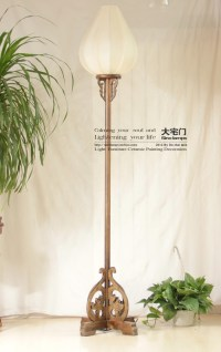 Chinese style classical floor lamp seclusion1 floor lamp ...