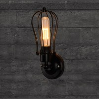 Aliexpress.com : Buy Wall Sconces Novelty Glass Lampshade ...