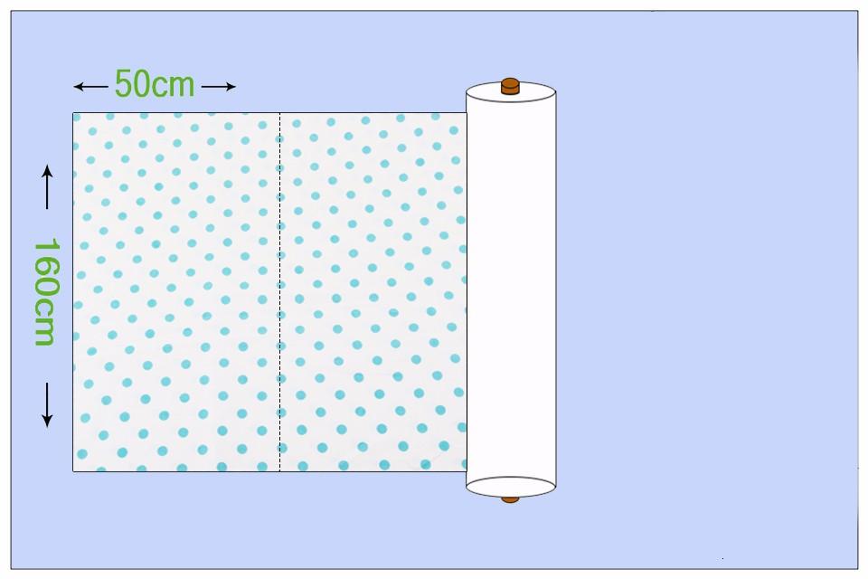 CORNICE del freno Mocio Ricariche 40cm-Confezione da 2-per i sistemi piatto LAGNA