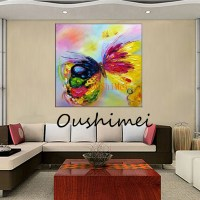 Butterfly Wall Art Canvas