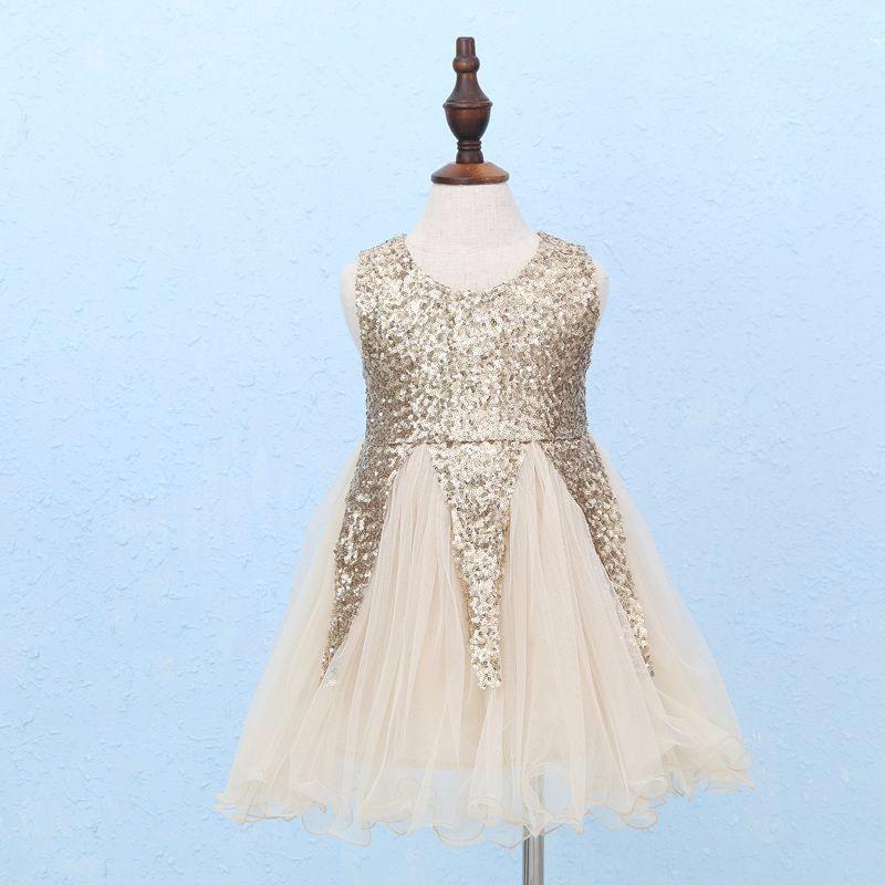 382853bf4b1d №Платья с блестками для Обувь для девочек летняя детская одежда для ...