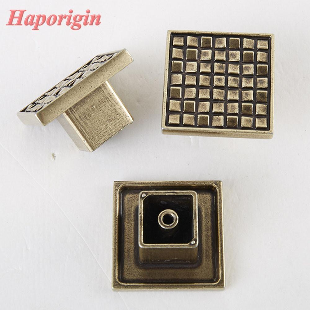 Exquisite Corée en Alliage de Zinc blanc carrés couple anneaux jz#11 New Love