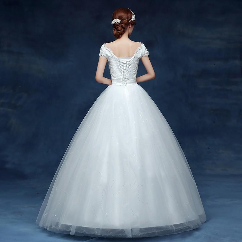 Vestidos de novia Reino Unido 2014 moda Vestido corto vestido de novia  encaje Plus tamaño usado modesto sexy vestidos de novia vintage con mangas  vestidos ... 61bdbab7ea48