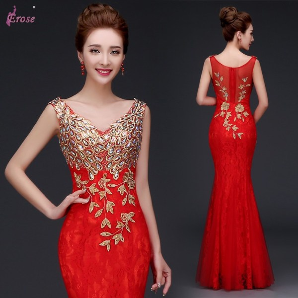 20 Gold Red Long Prom Dresses Pictures And Ideas On Carver Museum