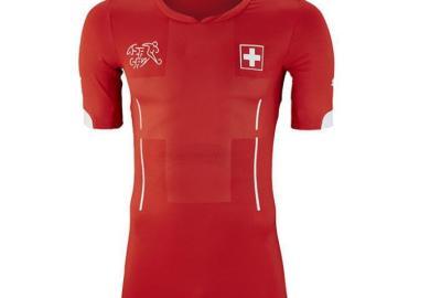 Shaqiri Swiss Jersey